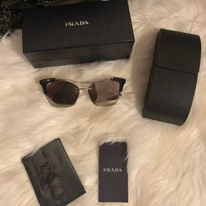 Prada butterfly sunglasses 🕶